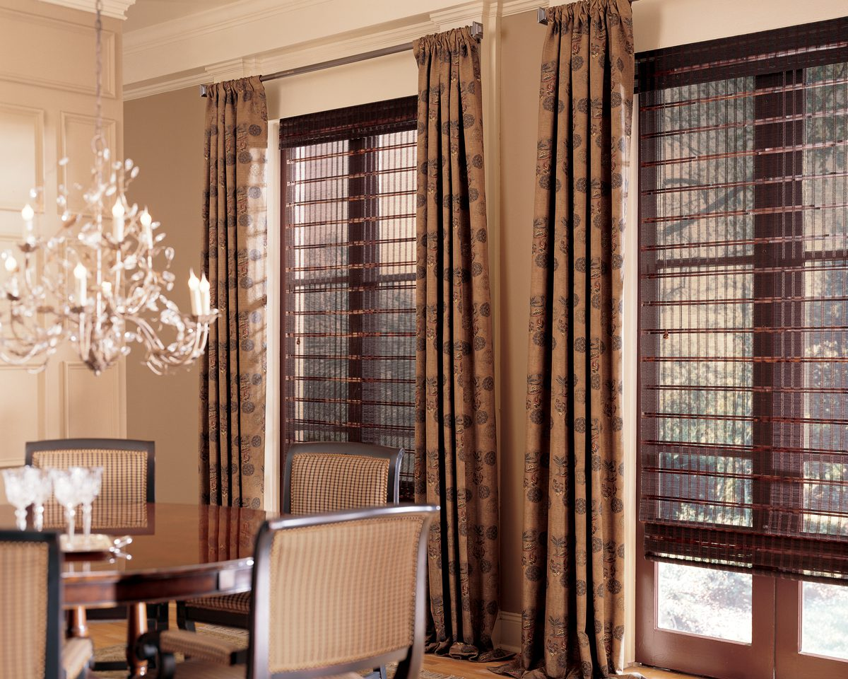 Provenance Woven Woods - Dining Room