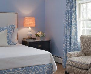 Panels and Custom Bedding