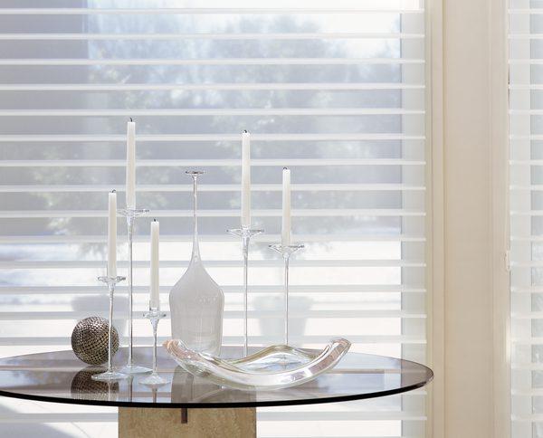 Silhouette™ Window Shadings in Open Position