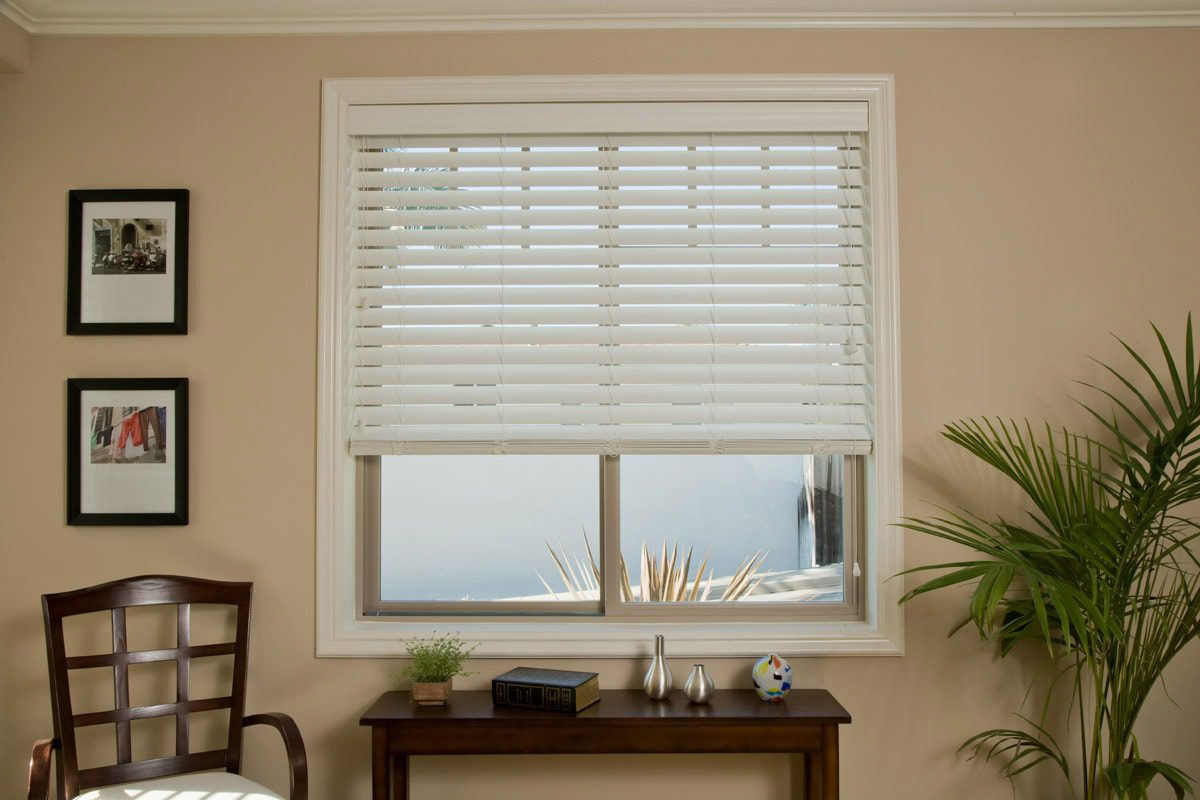 Performance™ Faux Wood Blinds