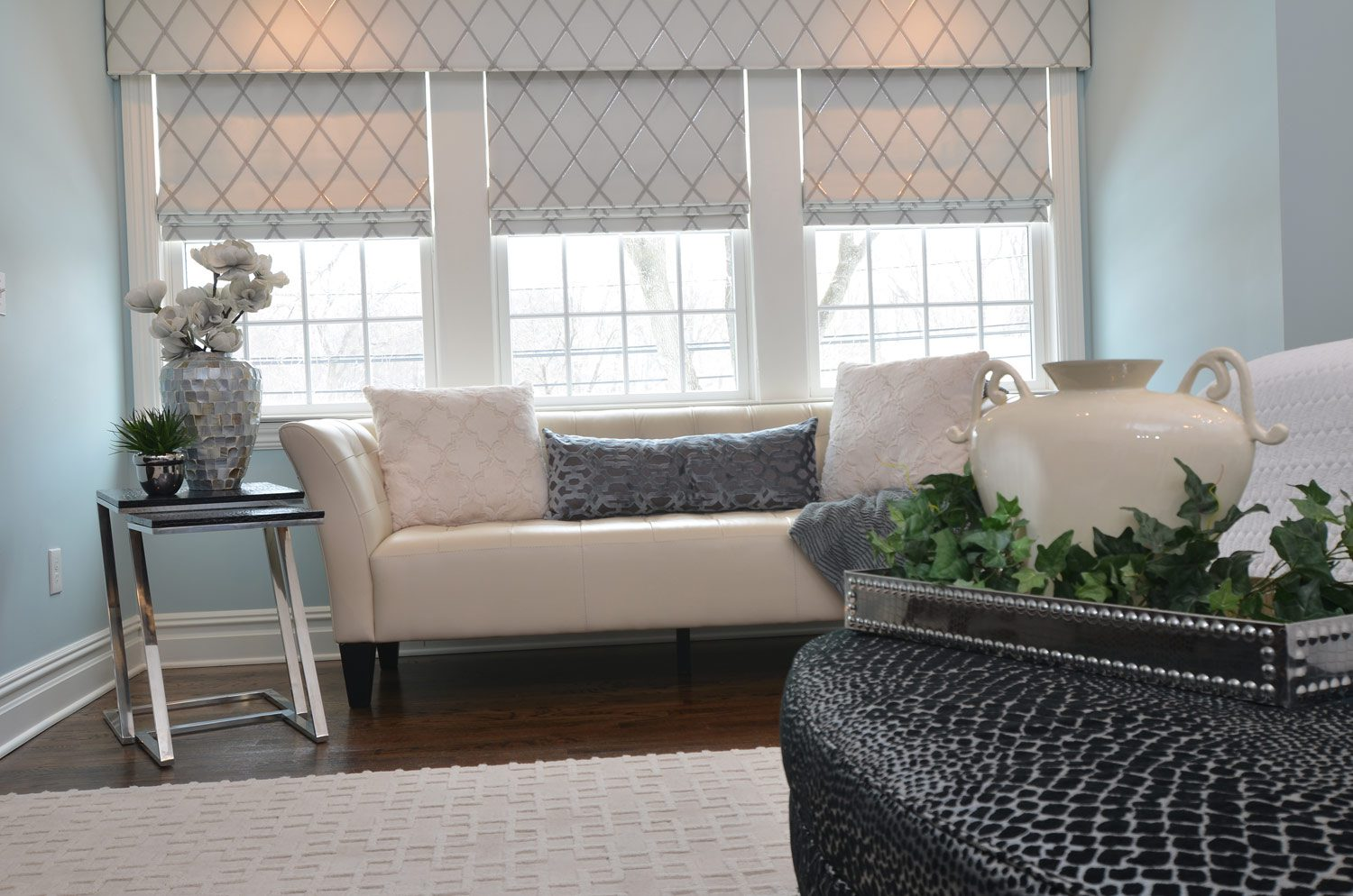 cornice window treatments wood roman shades cornice cornices by curtains boutique in bergen county nj