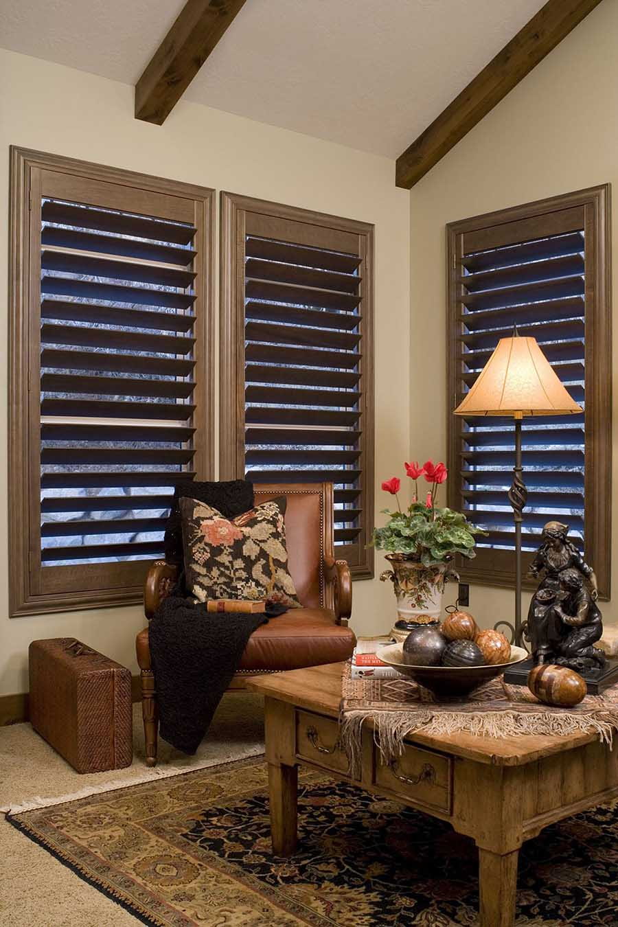 Sussex® Solid Wood Shutters